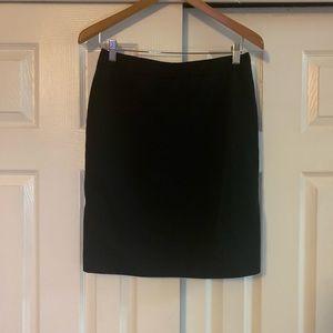 Black Nine West Suit Pencil Skirt Size 4P